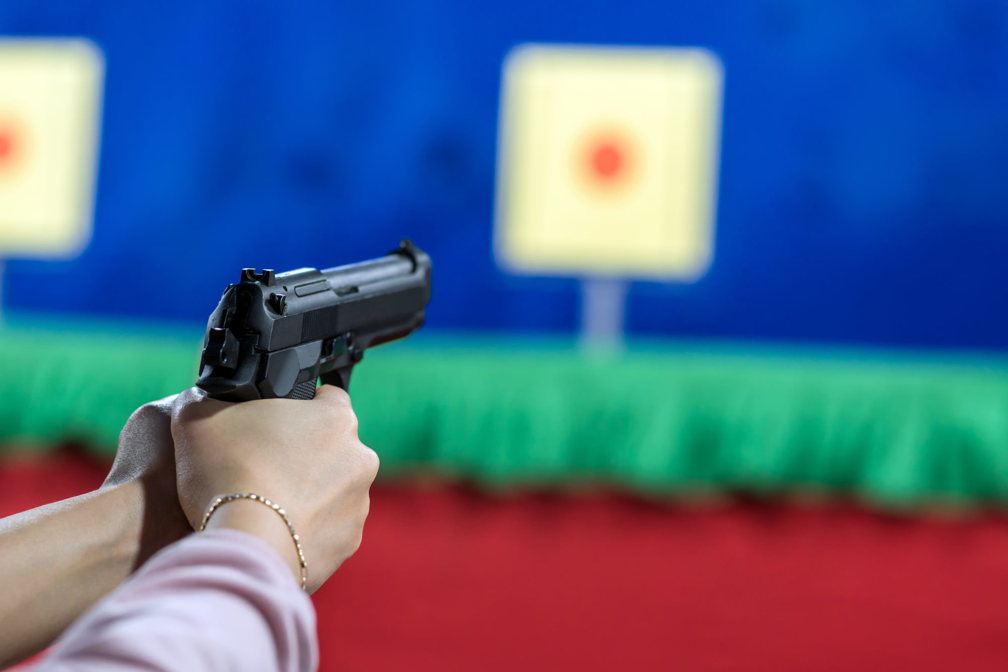 Air pistol shooting experience in Rovinj – Rovigno