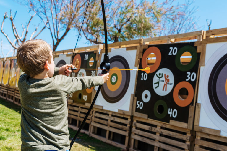 Archery experience for kids only